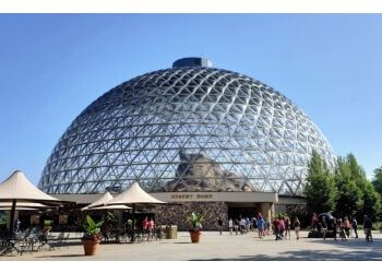 Omaha places to see Henry Doorly Zoo and Aquarium