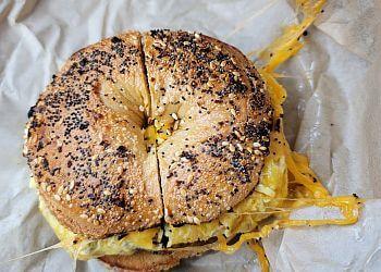 Portland bagel shop Henry Higgins Boiled Bagels