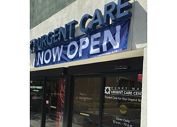 Santa Clarita urgent care clinic Henry Mayo Urgent Care Center