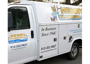Savannah plumber Henry Plumbing Company, Inc.
