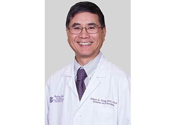 Fort Worth oncologist Henry Q. Xiong, MD, PhD