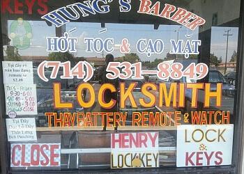 Garden Grove locksmith Henry's Lock & Key