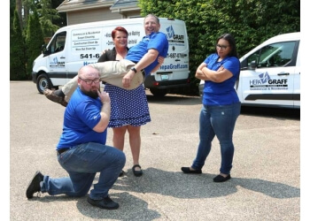 Eugene commercial cleaning service Hepa-Graff Professional Cleaning, LLC