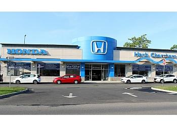 Boston car dealership Herb Chambers Honda