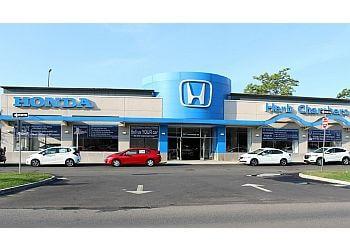 Boston car dealership Herb Chambers Honda in Boston