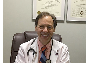 New York cardiologist Herbert A. Insel, MD, FACC