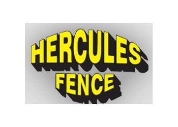 Newport News fencing contractor Hercules Fence Company