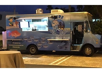 Fort Lauderdale food truck Here Fishy Fishy