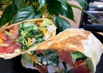 Syracuse cafe Heritage Cafe