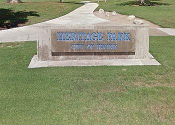 Irvine public park Heritage Community Park