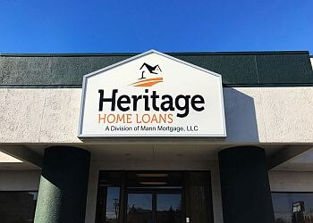 Spokane mortgage company Heritage Home Loans
