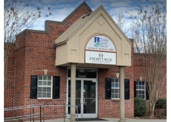 Knoxville financial service Heritage Investors, LLC