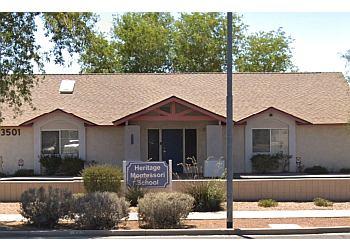 Glendale preschool Heritage Montessori School