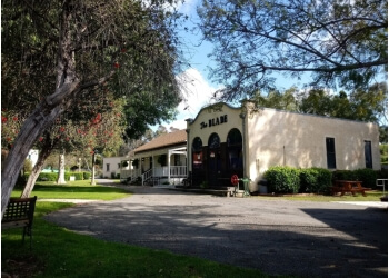 Oceanside landmark Heritage Park Village & Museum