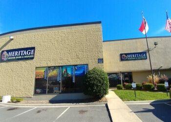 Charlotte printing service Heritage Printing & Graphics
