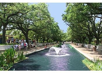 Houston public park Hermann Park