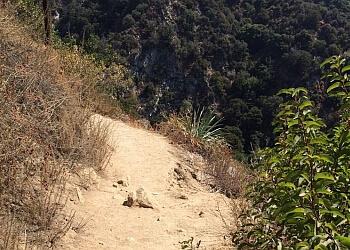 Garden Grove hiking trail Hermit Falls Trail