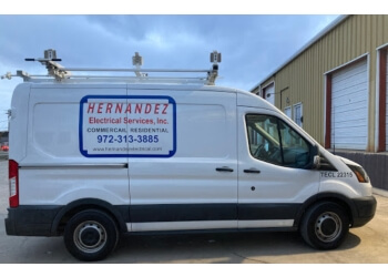 Irving electrician Hernandez Electrical Services, Inc.