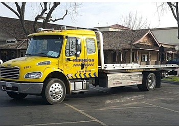 Fresno towing company Herndon Towing, Inc.