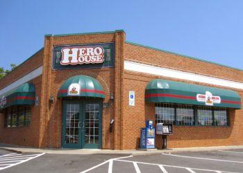 Winston Salem sandwich shop Hero House Deli-Style Sub Shop