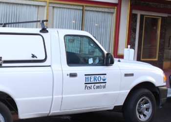 Vallejo pest control company Hero Pest Control