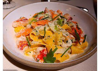 Cary american restaurant Herons