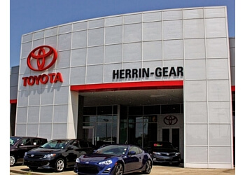 Jackson car dealership Herrin-Gear Toyota