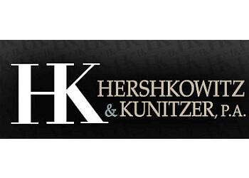 St Petersburg accounting firm Hershkowitz & Kunitzer PA