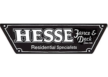 Wichita fencing contractor Hesse Fence & Deck