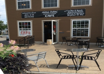 Rochester vegetarian restaurant Hettie's Delites Cafe