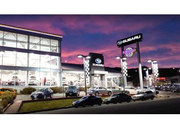 Colorado Springs car dealership Heuberger Subaru