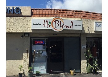 Honolulu juice bar HiBlend