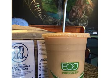 Honolulu juice bar HiBlend Health Bar & Cafe