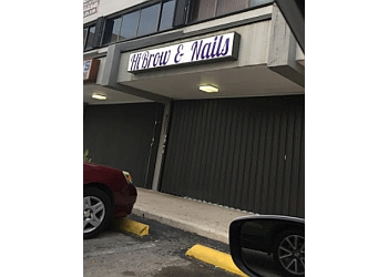 Hialeah nail salon HiBrow & Nails