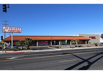 Victorville furniture store Hi Desert Furniture