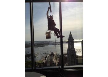 Boston window cleaner Hi-Rise, Inc.