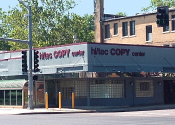 St Louis printing service Hi/Tec Copy Center