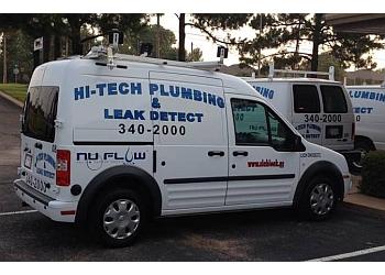 Oklahoma City plumber Hi-Tech Plumbing & Leak Detect