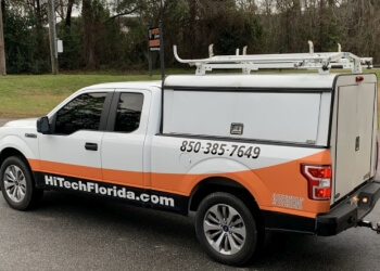 Tallahassee security system Hi-Tech System Associates, Inc