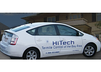 Hayward pest control company HiTech Termite Control of the Bay Area