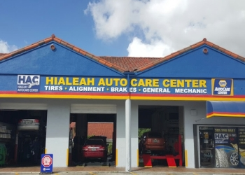 Hialeah car repair shop Hialeah Auto Care Center