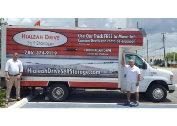 Hialeah storage unit Hialeah Drive Self Storage