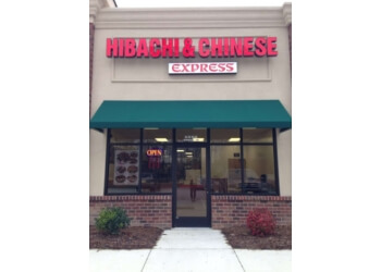 Hampton japanese restaurant Hibachi Express