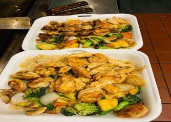 Newport News japanese restaurant Hibachi Express