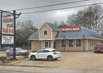 Shreveport barbecue restaurant Hickory Stick