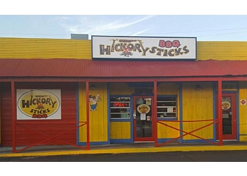 Fort Lauderdale barbecue restaurant Hickory Sticks BBQ & Catering
