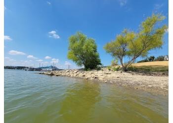 Frisco public park Hidden Cove Park and Marina