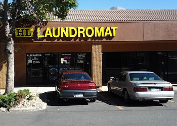 Westminster dry cleaner Hidden Lake Laundromat