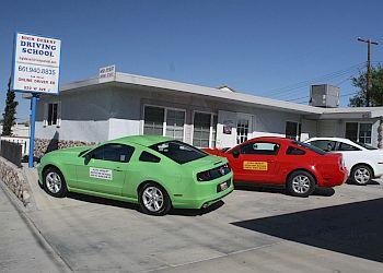 Lancaster driving school High Desert Driving School