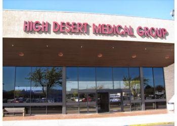 Lancaster urgent care clinic High Desert Medical Group